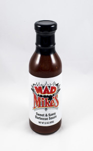 Sweet and Sassy BBQ Sauce