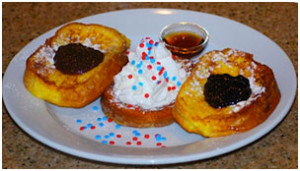 American Liberty French Toast